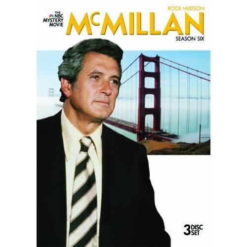 Mcmillan & Wife Season 6