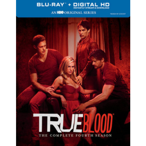 True Blood: The Complete Fourth Season (Blu-ray + Digital Copy)