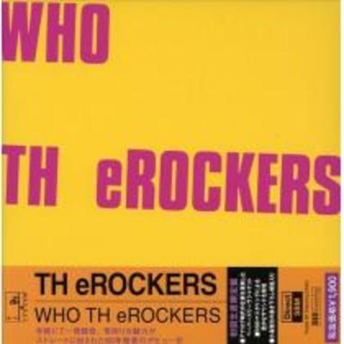 Who TH E-Rockers [CD]