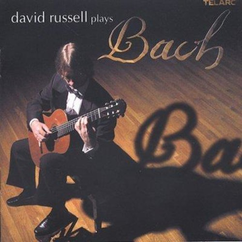 David Russell - David Russell Plays Bach