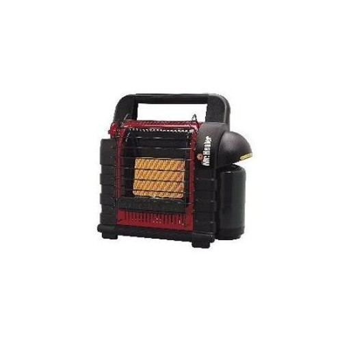 Mr. Heater Buddy Portable Buddy Heater Black/Red
