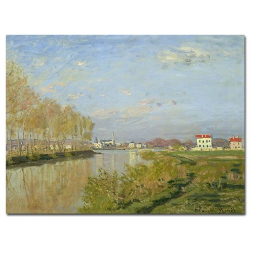 Trademark Global 35x47 inches Claude Monet