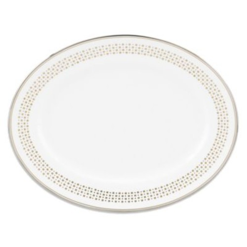 kate spade new york Richmont Road 13-Inch Oval Platter