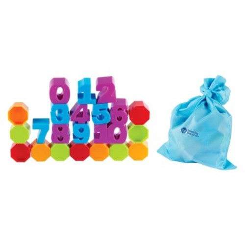 Learning Resources Number and Counting Blocks, 33 Pieces