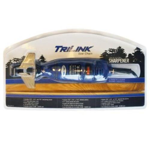 TriLink 12-Volt DC Chainsaw Chain Sharpener