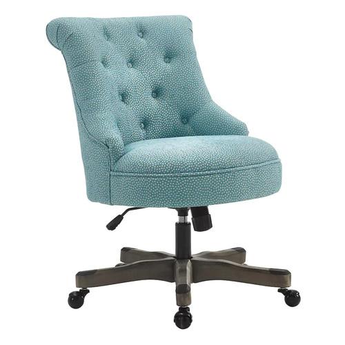 Linon Sinclair Contemporary Desk Chair