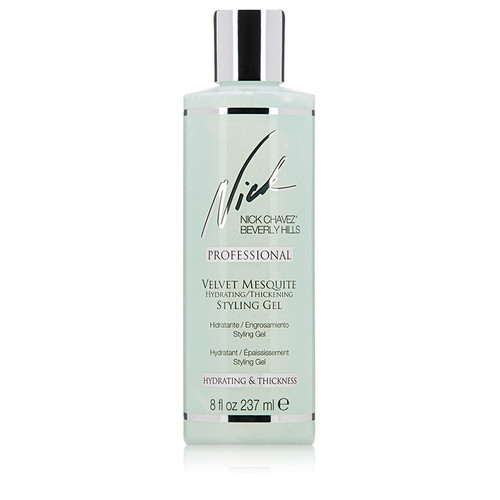 Velvet Mesquite Thickening Hydrating Styling Gel (8 fl oz.)