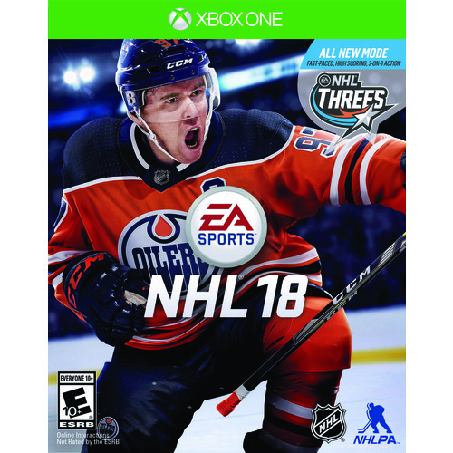 NHL 18 for Xbox One