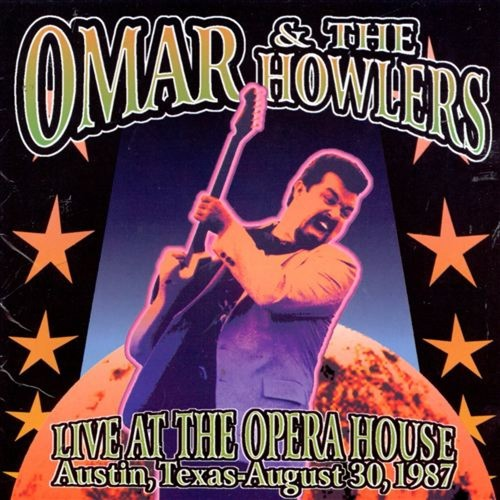 Live at the Opera House Austin, Texas: August 30, 1987 [CD]