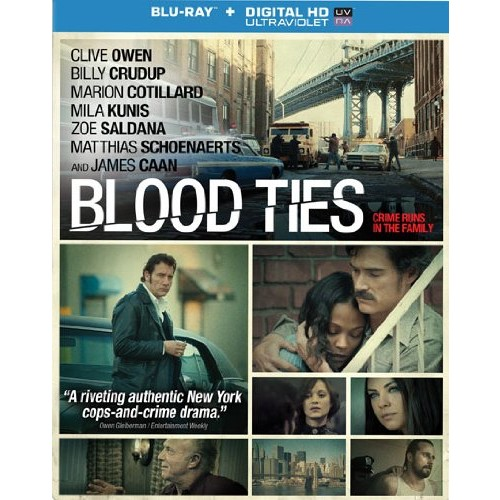 Blood Ties (Blu-ray Disc)
