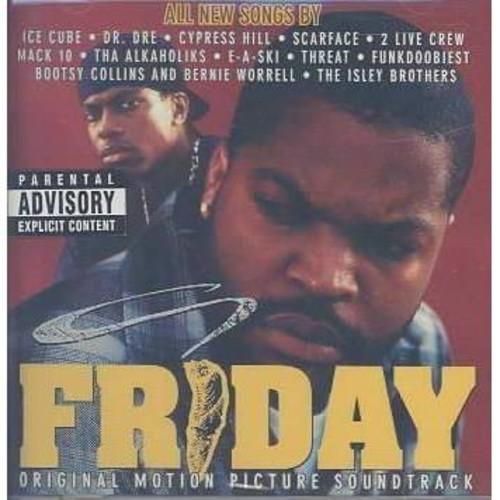 Friday Soundtrack Explicit Lyrics