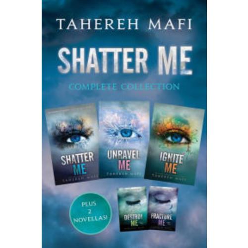 Shatter Me Complete Collection: Shatter Me, Destroy Me, Unravel Me, Fracture Me, Ignite Me