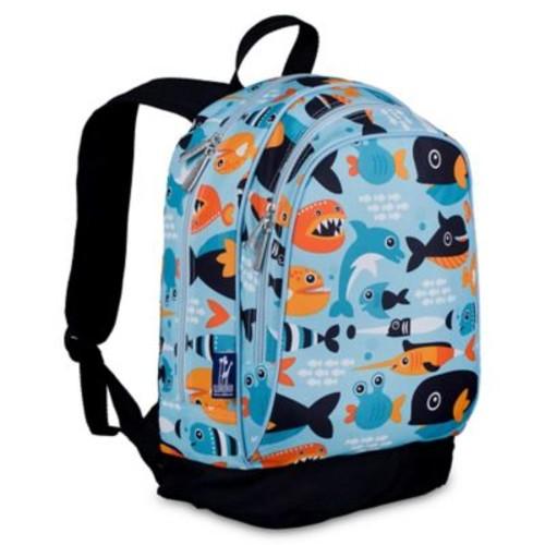 Wildkin Big Fish Sidekick Backpack in Blue