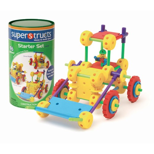 Waba Fun Superstructs Starter Set