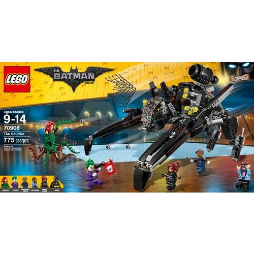 LEGO - The LEGO Batman Movie: The Scuttler