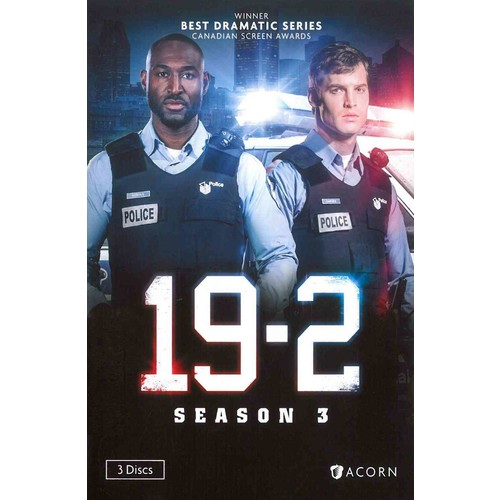 19-2: Season 3 (DVD)