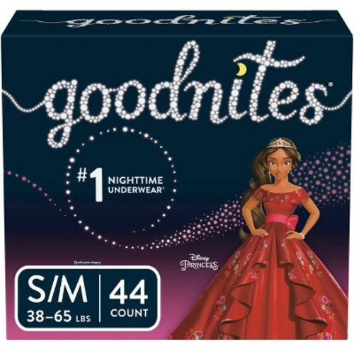 GoodNites Underwear for Girls (Select Size)