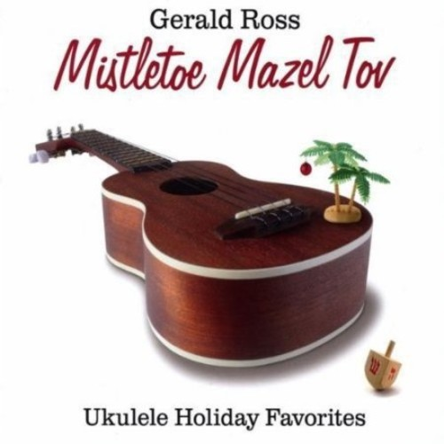Mistletoe Mazel Tov [CD]