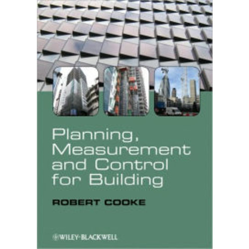 Planning, Measurement and Control for Building / Edition 1