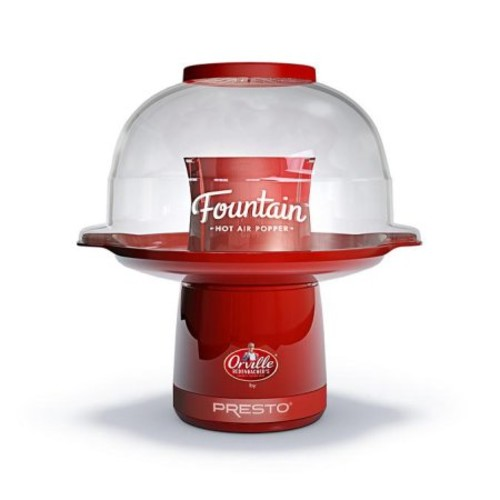 Orville Redenbacher's Fountain Hot Air Popper - Hot Air - 1.25 gal