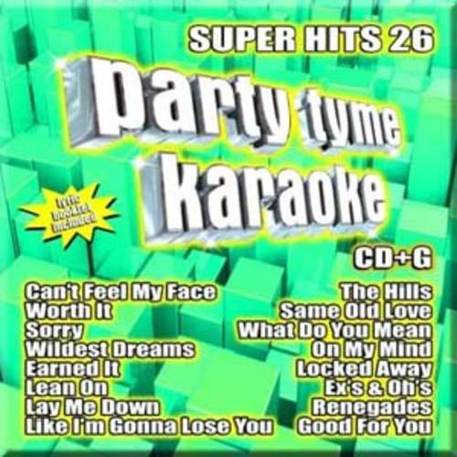 Party Tyme Karaoke Various