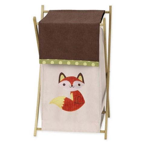 Sweet Jojo Designs Forest Friends Laundry Hamper