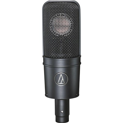 Audio-Technica AT4040 Cardioid Condenser Microphone [one size]