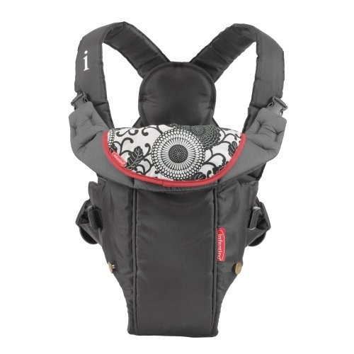 Infantino Swift Classic Carrier, Black [Black]