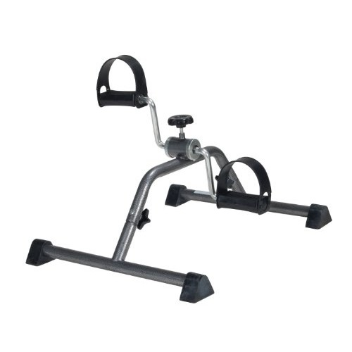 Drive Medical Exercise Peddler with Attractive Silver Vein Finish (Requires Simple Assembly)