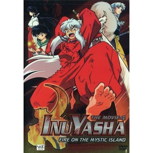 Inu Yasha: Movie 4 - Fire on the Mystic Island