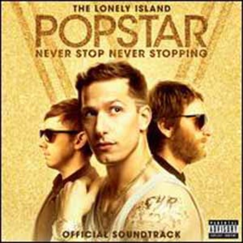 Lonely Island - Popstar: Never Stop Never Stopping (CD)