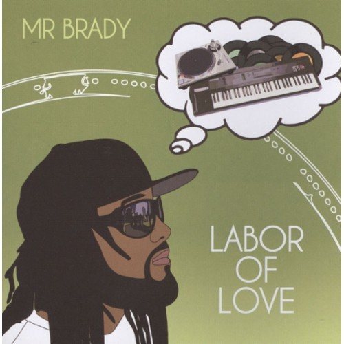 Labor of Love [CD]
