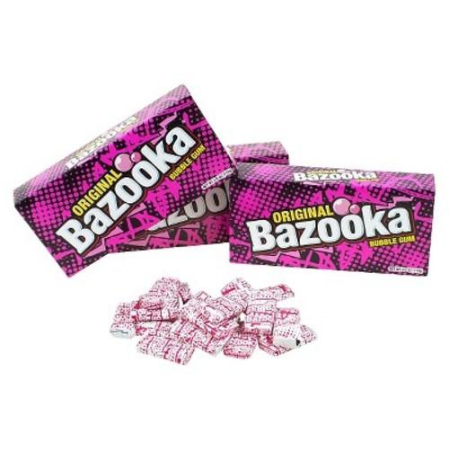 Bazooka Original Bubble Gum Party Box 4 oz 12 ct
