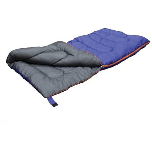 Stansport Explorer 4 LB Rectangular Sleeping Bag - Blue