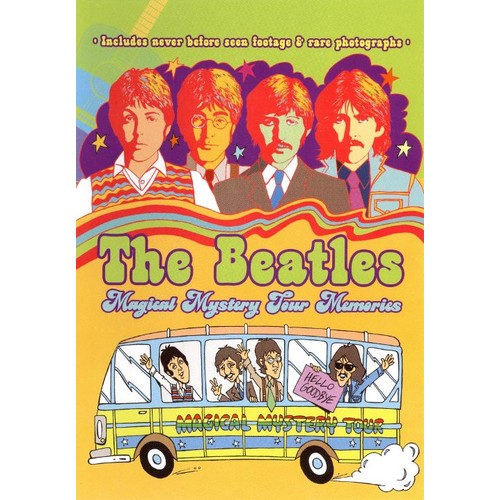Magical Mystery Tour Memories [DVD]