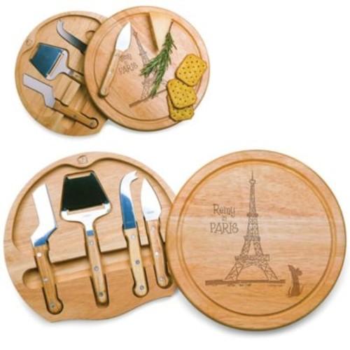 Picnic Time Disney Ratatouille Circo Cheese Board & Tools Set