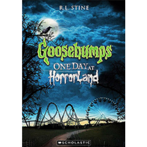 Goosebumps: One Day at Horrorland [DVD]