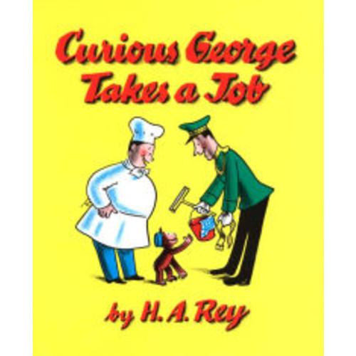Curious George Takes a Job (Read-aloud)