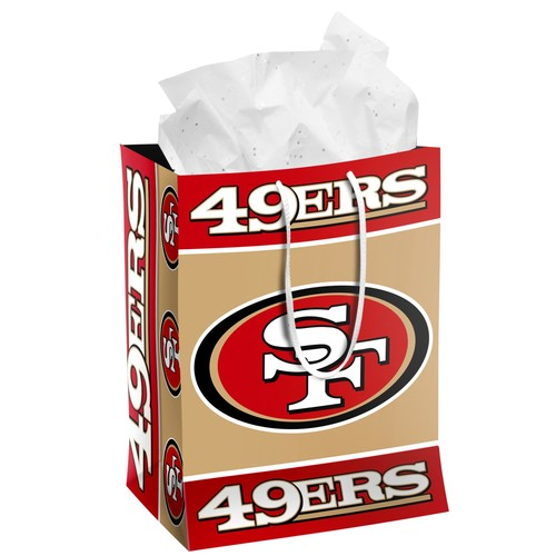 NFL Gift Bag - San Francisco 49ers