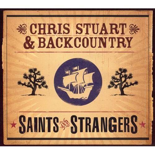 Saints and Strangers [CD]