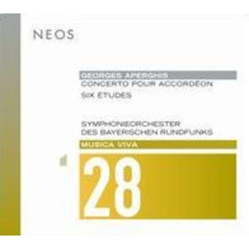 Musica Viva 28: Georges Aperghis - Concerto pour Accordon, Six tudes