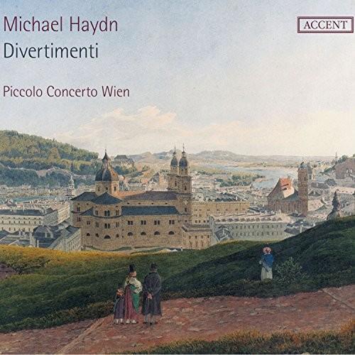 Roberto Sensi - Haydn: Divertimenti, Quartet