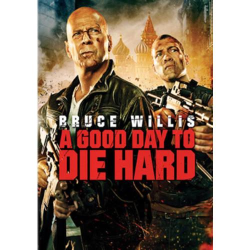 A Good Day to Die Hard [DVD] [2013]