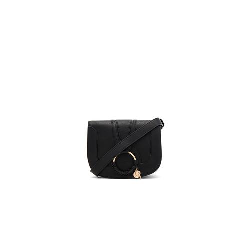 See By Chloe Medium Shoulder Bag in Grained Goatski