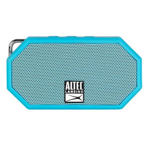 Altec Lansing Mini H2O Bluetooth Speaker - Aqua Blue