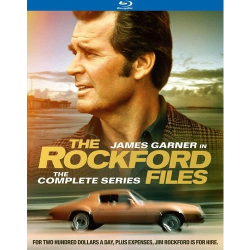 The Rockford Files: The Complete Series [Blu-ray] [22 Discs]