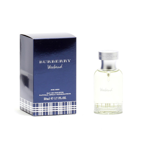 Burberry Weekend Men's Eau de Toilette Spray, 1.7 oz./ 50 mL