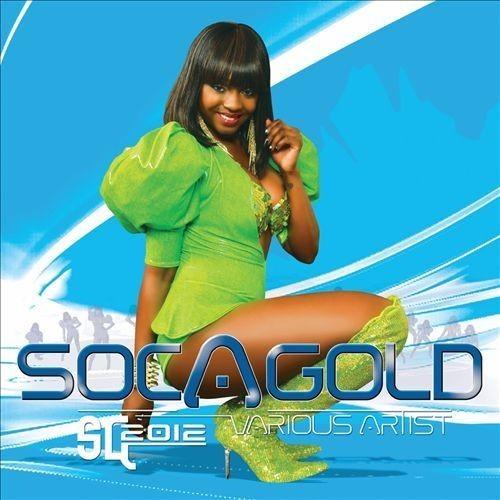 Soca Gold 2012 [CD/DVD] [CD & DVD]