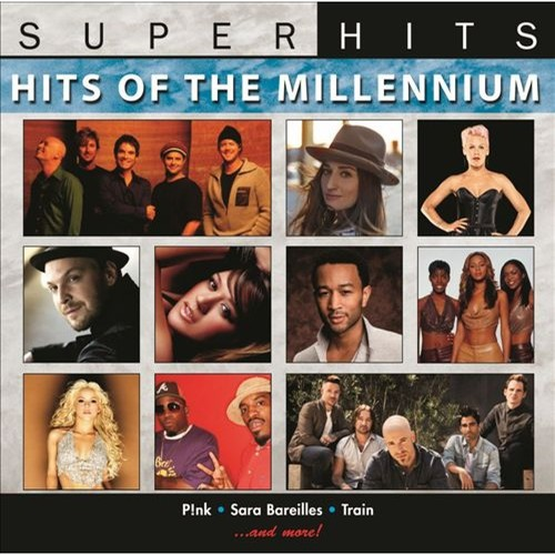 Super Hits: Hits of the Millennium [CD]