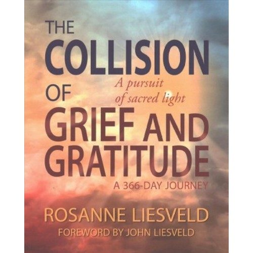Collision of Grief and Gratitude : A Pursuit of Sacred Light (Paperback) (Rosanne Liesveld)
